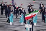 کاروان ایران,المپیک توکیو2020