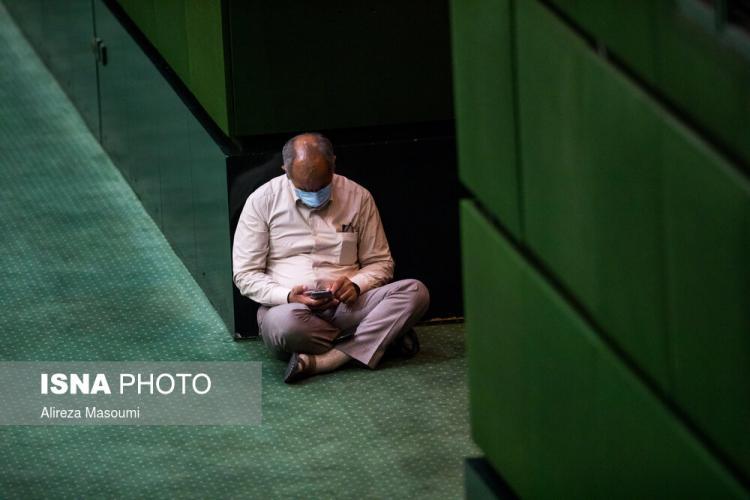 تصاویر صحن علنی مجلس در 6 مرداد 1400,عکس های جلسه نمایندگان مجلس در مرداد 1400,تصاویر جلسه مجلس برای طرح صیانت از فضای مجازی