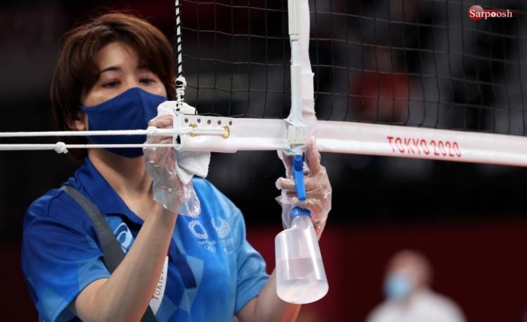 تصاویر مسابقات المپیک 2020 توکیو,عکس های روز دوم مسابقات المپیک 2020 توکیو,تصاویری از مسابقات المپیک 2020