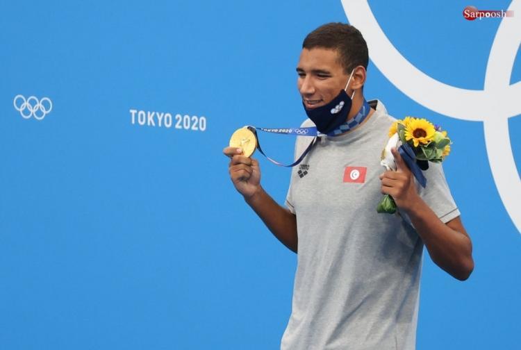 تصاویر مسابقات المپیک 2020 توکیو,عکس های روز سوم مسابقات المپیک 2020 توکیو,تصاویری از روز سوم مسابقات المپیک 2020