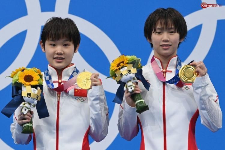 تصاویر مسابقات المپیک 2020 توکیو,عکس های روز پنجم مسابقات المپیک 2020 توکیو,تصاویری از روز پنجم مسابقات المپیک 2020