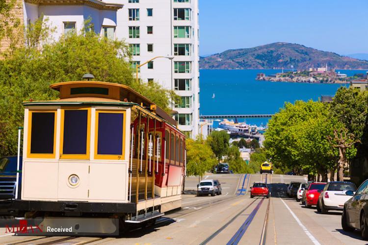 تصاویر دیدنیهای سان فرانسیسکو,عکس های سان فرانسیسکو,تصاویر جاذبه های دیدنی سان فرانسیسکو