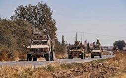 ورود کاروان نظامی بزرگ آمریکا به خاک سوریه,آمریکا در سوریه