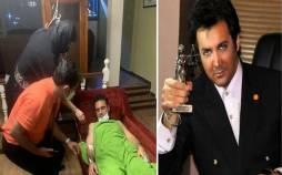 آخرین وضعیت شاهین صمدپور,آقای گزارشگر