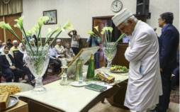 تقویم زرتشتیان,آیین سالانه زرتشتیان در مهریز یزد