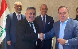 دیک ادووکات سرمربی سرشناس هلندی,سرمربی جدید تیم ملی فوتبال عراق