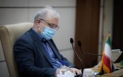 درخواست نمکی از رهبر برای قرنطینه,نمکی وزیر بهداشت
