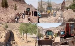 پر شدن قبرستانهای کرمان,گورهای دسته جمعی فوتی های کرونا در کرمان