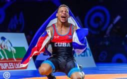 رقابتهای وزن ۶۷ کیلوگرم کشتی فرنگی المپیک توکیو,محمدرضا گرایی