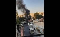 انفجار اتوبوس حامل نیروهای ارتش سوریه,اخبار سوریه