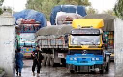 تجارت میان ایران و افغانستان,تجارات ایران با افغانستان