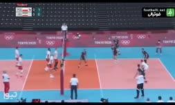 فیلم/ خلاصه والیبال لهستان 2-3 ایران (المپیک توکیو 2020)