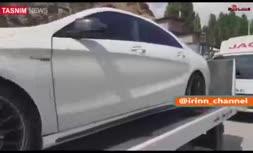فیلم/ لو رفتن شگرد حمل خودروهای گران قیمت پلاک تهران به شمال!