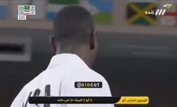 فیلم   پیروزی سجاد گنجزاده برابر حریف عربستانی در فینال کاراته و کسب مدال طلا المپیک 2020
