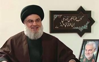 «حسن نصرالله» خادم افتخاری مسجد جمکران,حسن نصرالله در ایران