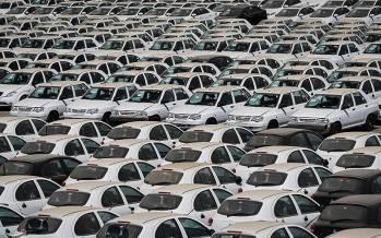 افزایش قیمت انواع خودروهای پرتیراژ داخلی,تازهترین خبرها از دپوی خودروی ناقص