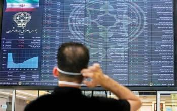 ریزش ناگهانی بازار سهام,شاخص کل بورس