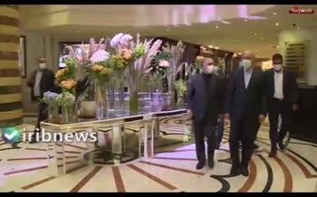 فیلم/ دیدار قالیباف با «بشار اسد» رئیس جمهور سوریه