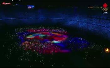 فیلم/ مراسم اختتامیه المپیک توکیو 2020