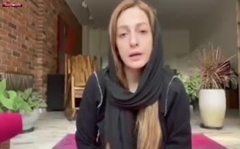 وضعیت دردناک شقایق دهقان: برای سومین بار به کرونا مبتلا شدم/ یک سرم ساده هم در تهران پیدا نمیشود