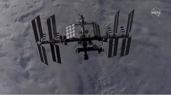 زنگ هشدار ردیاب دود, ایستگاه فضایی بین المللی