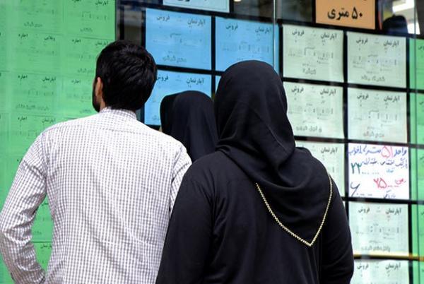 رستم قاسمی وزیر راه و شهر سازی,اجاره خانه اشتراکی در تهران
