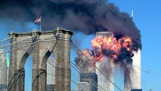 سالگرد حوادث 11 سپتامبر,واکنش کیهان به 11 سپتامبر