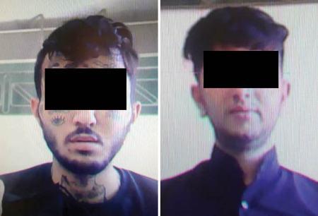 گوشی قاپی از بانوان مشهدی,بازداشت زورگیران مشهدی