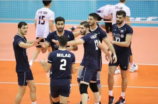تیم ملی والیبال ایران, مرحله گروهی رقابتهای قهرمانی مردان آسیا
