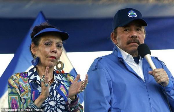 دولت نیکاراگوئه,پزشکان تروریسم سلامت