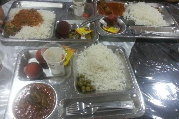 قیمت غذای دانشجویی برای سال تحصیلی جدید, غذای دانشجویی