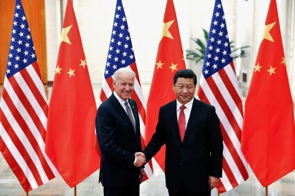 درگیری چین و آمریکا,ارتباط چین و امریکا