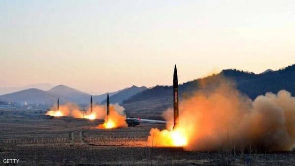 شلیک یک پرتابه ناشناس,آزمایشهای موشکی کره شمالی