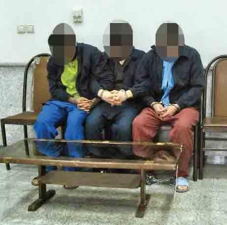 سرقت از افغانها,دستگیری عاملان سرقتهای مسلحانه از افغانها