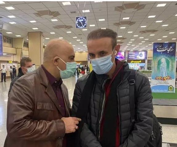 یحیی گل محمدی,پرسپولیس در یک چهارم نهایی لیگ قهرمانان آسیا
