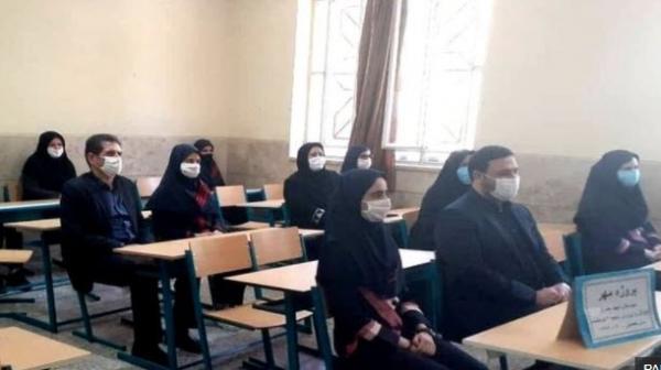 بازگشایی مدارس در دنیا و ایران,مانور شروع مدرسه با حضور مسئولان آموزش و پرورش