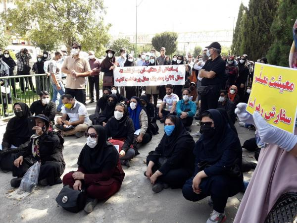 اعتراضات صنفی فرهنگیان,مطالبهگری معلمان