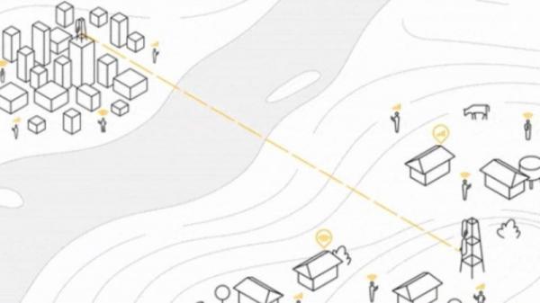 انتقال اینترنت پرسرعت با استفاده از پرتوهای نور, پروژه تارا
