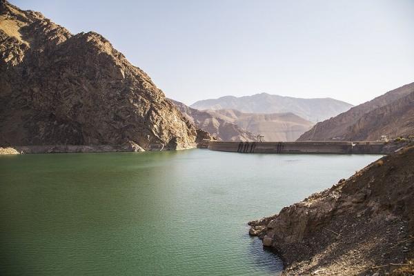 جیره بندی آب در تهران,وضعیت آب سدها در تهران