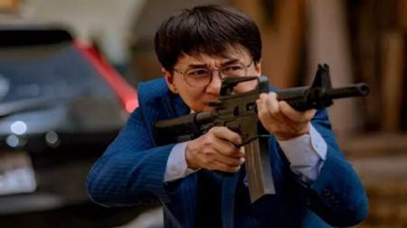 فیلمبرداری تازهترین فیلم سینمایی جکی چان,سواری» جکی چان
