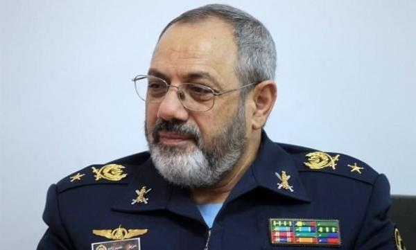 امیر سرتیپ خلبان «عزیز نصیرزاده», جانشین رئیس ستاد کل نیروهای مسلح