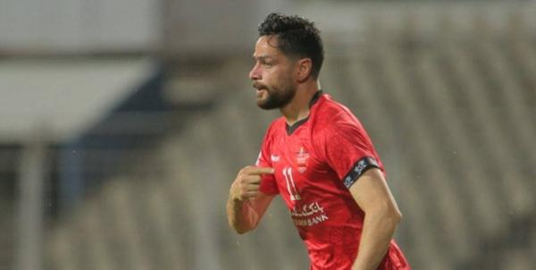 کامیابی نیا و سالم الدوساری,رقابت پرسپولیس و الهلال در لیگ قهرمانان آسیا