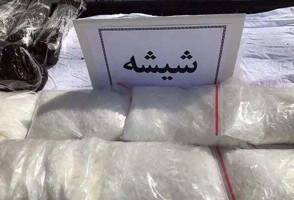 ماده مخدر شیشه و هروئین,ایرانیان قاچاق مواد مخدر