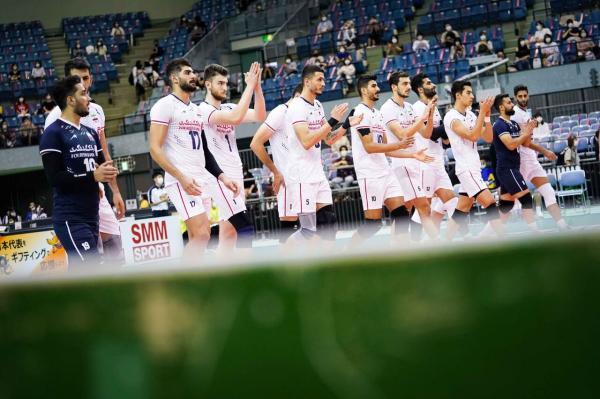 والیبال ایران در رده دهم جهان,رده بندی والیبال ایران