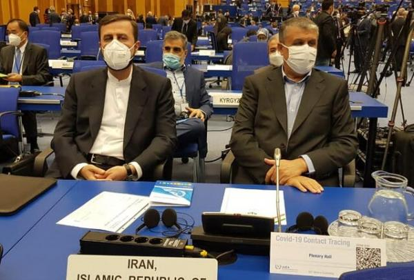 کنفرانس عمومی آژانس بینالمللی انرژی اتمی,مسائل اضطراری هسته ای ایران