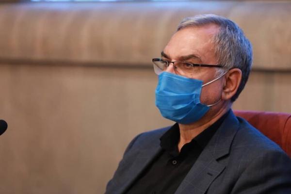 عین الهی وزیر بهداشت,تشریح وضعیت بیماری کرونا در کشور