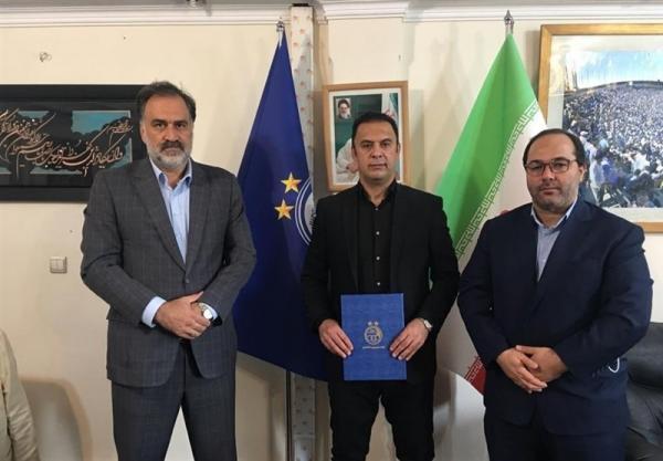 مهدی پاشازاده,اخبار باشگاه استقلال