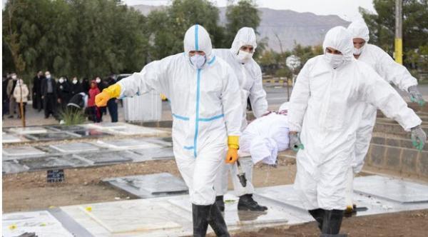 آمار مرگ و میر کرونایی و واکسیناسیون کرونا,مرگهای کرونایی در ایران
