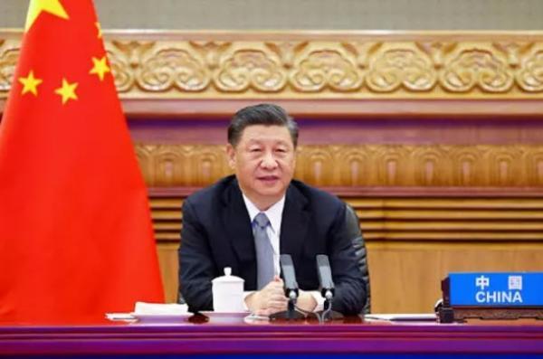 سخنرانی رئیس جمهور چین در سازمان ملل, رئیس جمهور چین شی جینپینگ