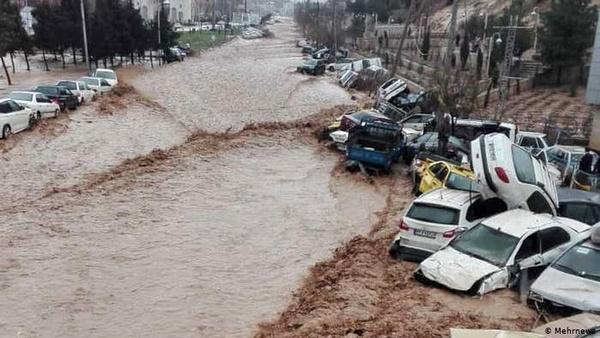 هشدار وقوع سیلهای فاجعهبار,سیلهای فاجعهبار در ایران